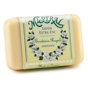 $8.25 gardenia classic bar soap