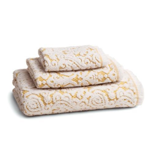Dalia Wash Cloth Gold