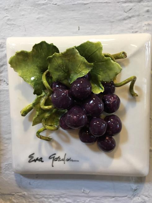 $140.00 Grapes Tile