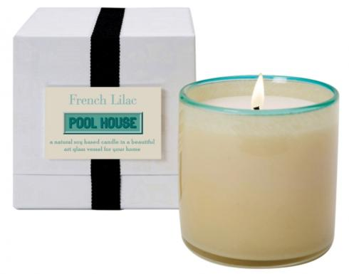 $60.00 French Lilac / Pool House Candle