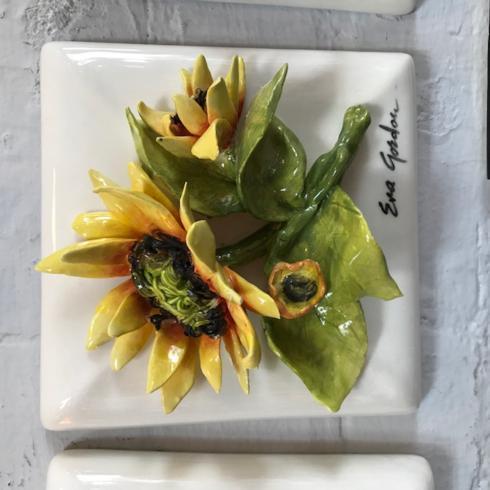 $140.00 Sun Flower Tile
