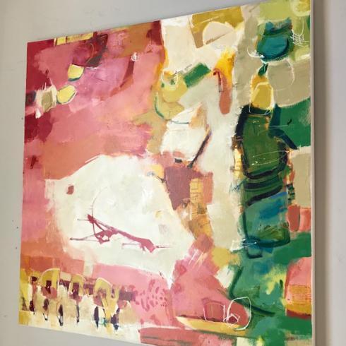 $1,800.00 Urbane by Elizabeth Chapman