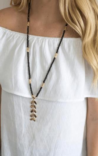 $246.10 Laurel Necklace
