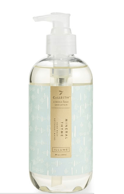 $12.00 Mineral Thyme Hand Soap