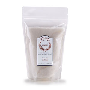Almond Milk Bath Salt collection with 1 products