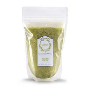 Verbena Bath Salts collection with 1 products
