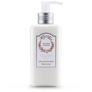 $20.00 Almond Hand Lotion
