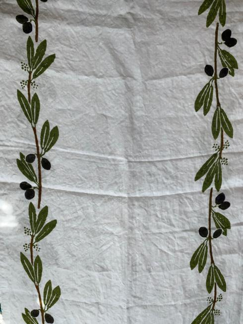 Olive Table Runner collection with 1 products