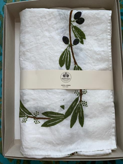 Olive Tablecloth collection with 1 products