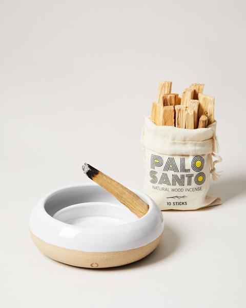 Taper Palo Santo Burner