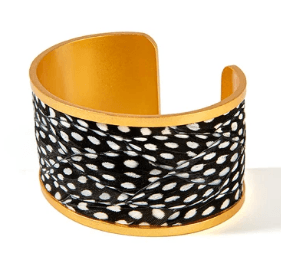 $195.00 Courtney Wide Cuff