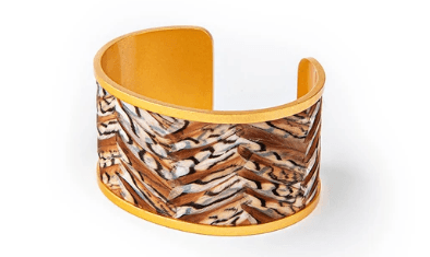 $195.00 Julie Wide Cuff