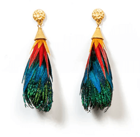 $175.00 Leigh Earring