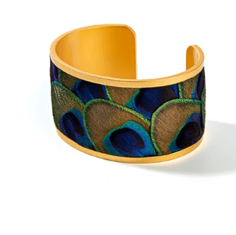 $195.00 Mary Ann Wide Cuff