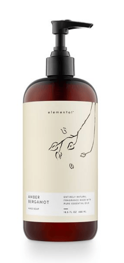 Elemental Hand Wash Amber Bergamont collection with 1 products