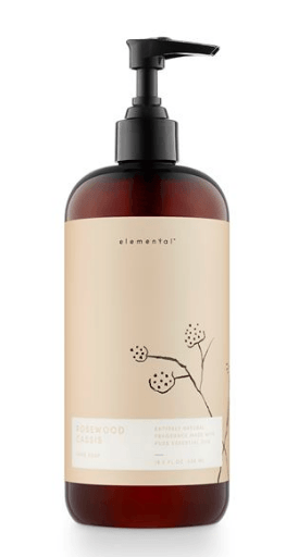 Elemental Hand Wash Rosewood Cassis collection with 1 products
