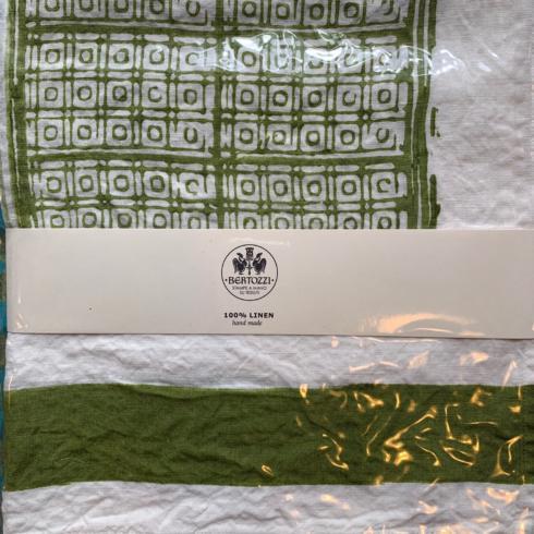 $370.00 Taormina Cimabue Tablecloth