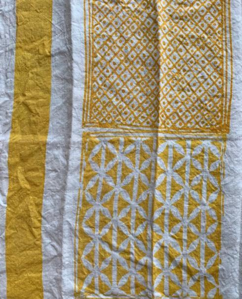Taormina Giallo Liberty Table Runner collection with 1 products