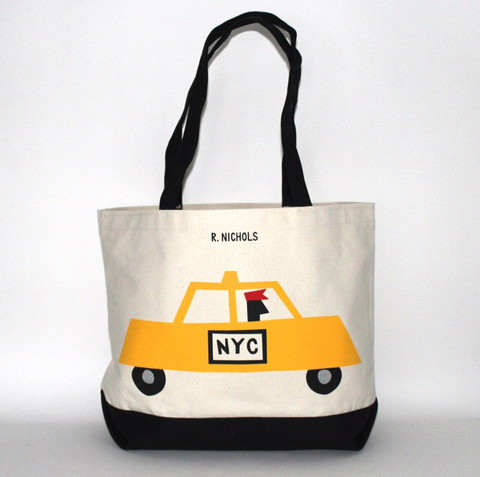 $28.00 NYC Taxi Tote