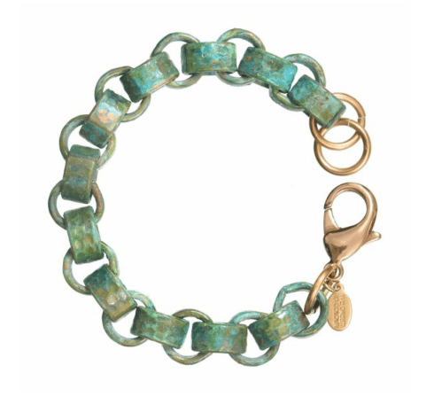 Verdigris Seville Bracelet collection with 1 products