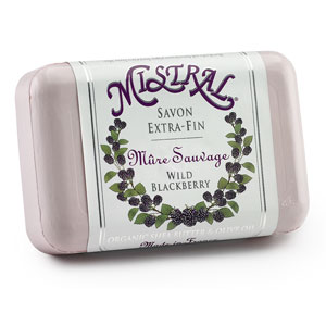 wild blackberry classic bar soap collection with 1 products