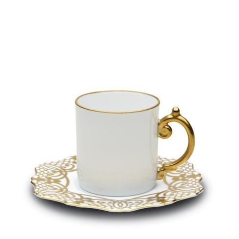 Alencon Gold Espresso Cup & Saucer collection with 1 products