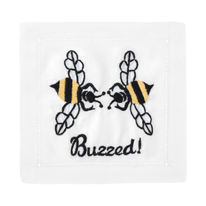 $40.00 BUZZED BEE COCKTAIL NAPKINS