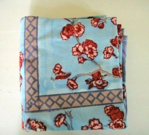 Couleur Nature   Cherry Blossom Napkin $14.00