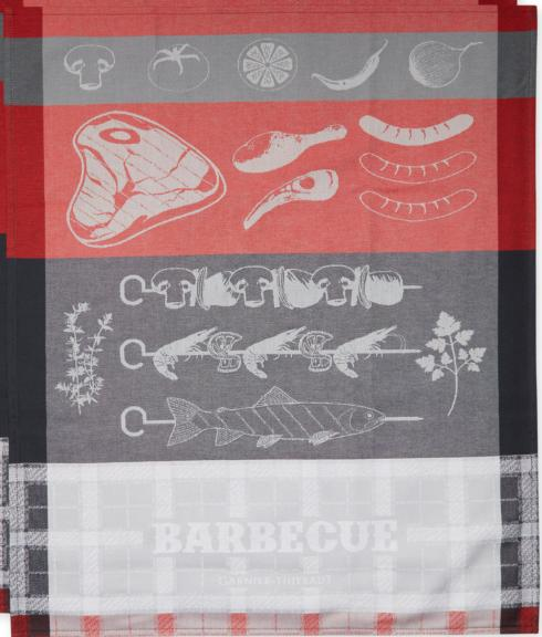 Garnier-Thiebaut  Kitchen Towels BBQ Kitchen Towel $24.50