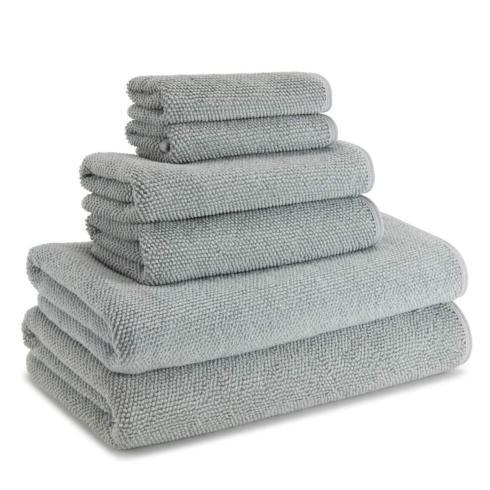 $40.00 Cobblestone Bath Towel Rain Drop