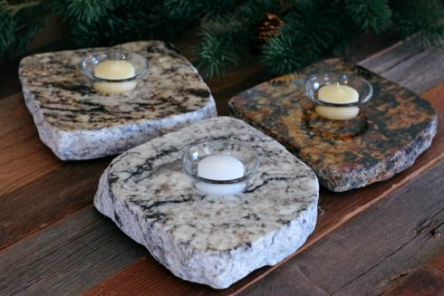 Candle Slabs collection with 6 products