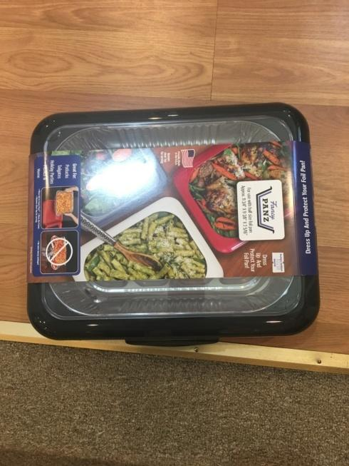 Southern Traditions Exclusives   Fancy pants casserole homder $22.99