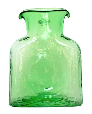 $55.00 Water Bottle/Spring Green