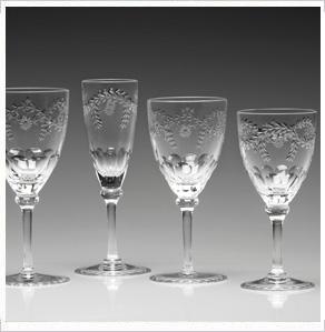 William Yeoward  Elizabeth Champagne Flute $240.00
