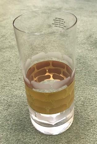 Michael Wainwright  Truro Highball Glass $40.00