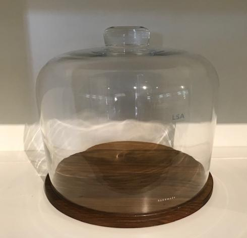 Dome & Walnut Base collection with 1 products