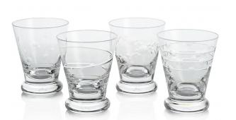 $315.00 Suki Whisky Tumblers (set of 4)