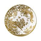 Royal Crown Derby  Gold Aves Salad Plate $155.00