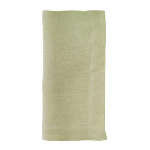 $72.00 Riviera Linen Napkin set 4 Willow