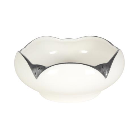 Platinum Bracelet Tulip Bowl