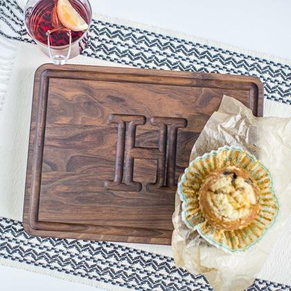 9x12 Walnut Cutting Board collection with 1 products