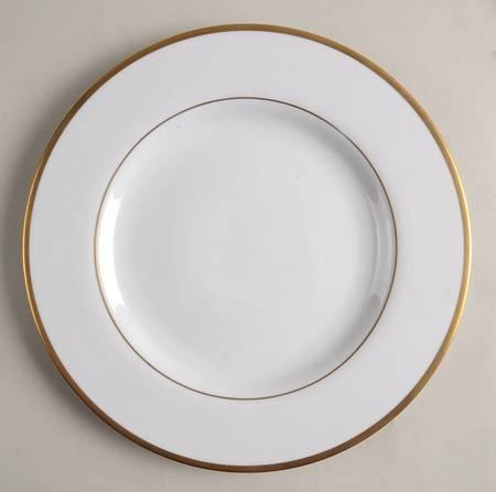 $39.00 Signature Gold - Salad Plate - Plain