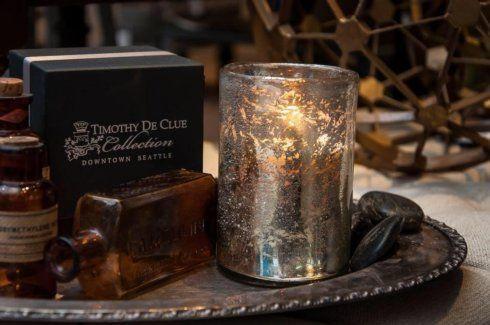 "$48.00 ""Bibliothèque"" Bespoke scented candle By Timothy De Clue"
