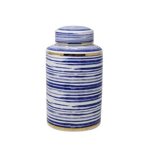 Timothy De Clue   Strata Temple Jar $119.95
