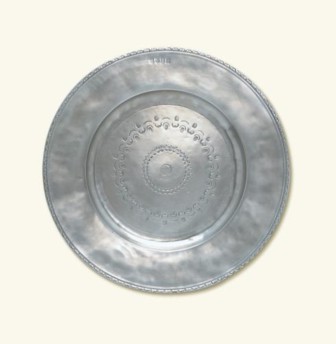 $550.00 Engraved Round Platter