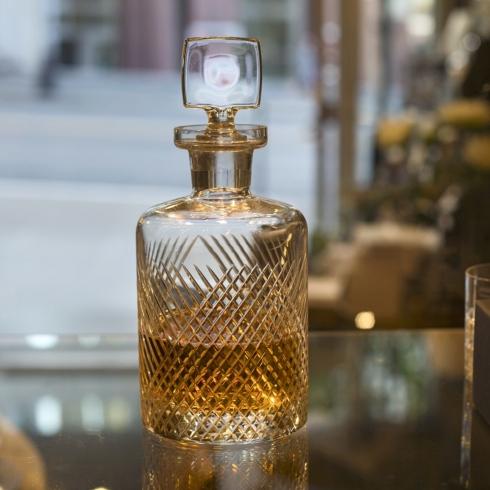 Timothy De Clue   Bourbon Street Decanter $139.95