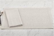Split P   Placemat - Elements Natural $7.00