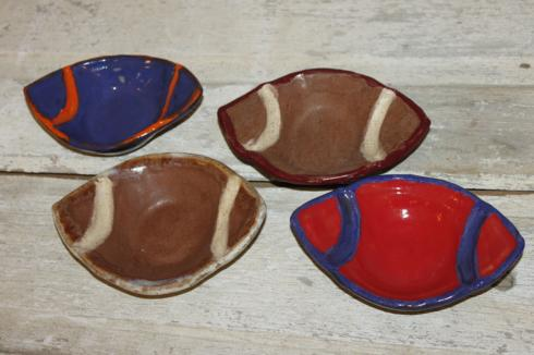 Platter Football - Chocolate collection with 1 products