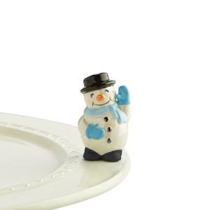 Nora Fleming  Attachments Snowman $12.50