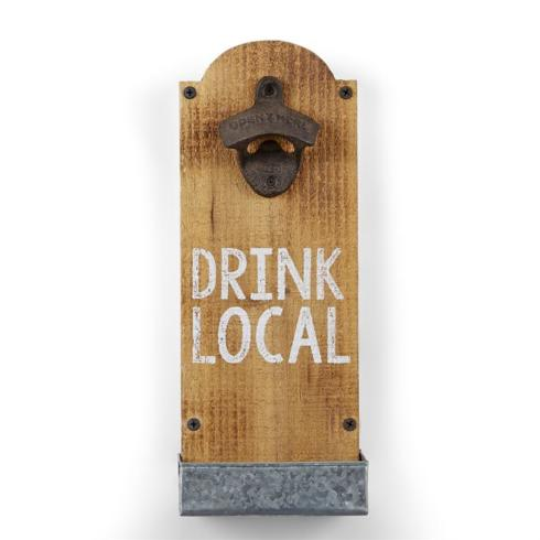 $24.00 Bottle Opener Drink Local